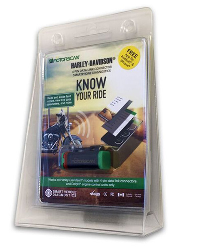 The Uk S First Personal Diagnostic Tool For Harley