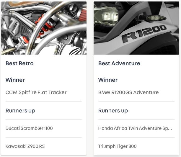 auto trader awards 2018   General News   British Dealer News