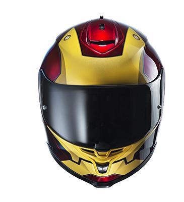 hjc super hero helmet range product news british dealer news. Black Bedroom Furniture Sets. Home Design Ideas